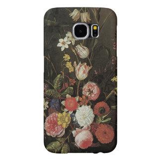 Toujours fleurs florales baroques vintages de la