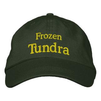 Toundra congelée casquette de baseball