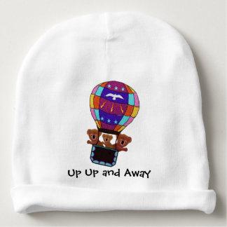 Tour de ballon à air d'ours de koala bonnet pour bébé