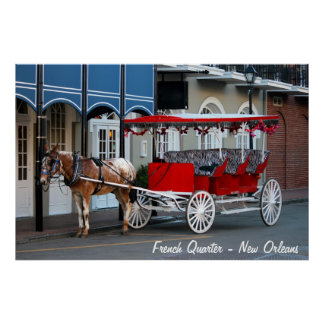 Tour de chariot de la Nouvelle-Orléans