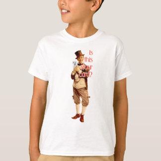 Tour de magie - 9S - T-shirt d'enfants