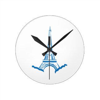Tour Eiffel #6 Horloge Ronde
