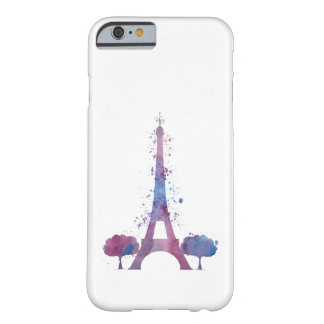 Tour Eiffel Coque Barely There iPhone 6