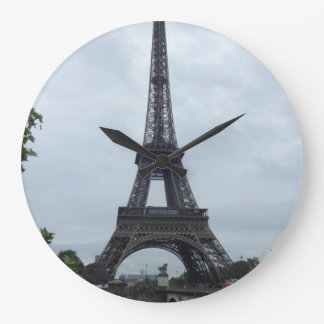 Tour Eiffel Grande Horloge Ronde