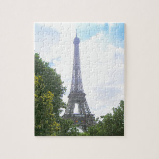 Tour Eiffel, Paris France Puzzle