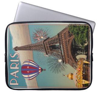 Tour Eiffel Trousse Pour Ordinateur Portable