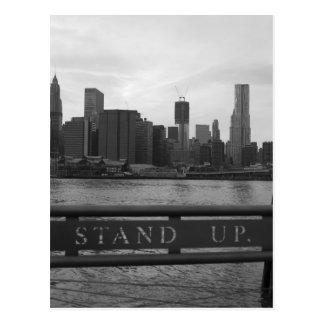 Tour New York City de liberté - TENEZ la carte p