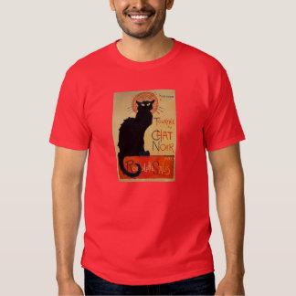 Tournee du Chat Noir T Shirt