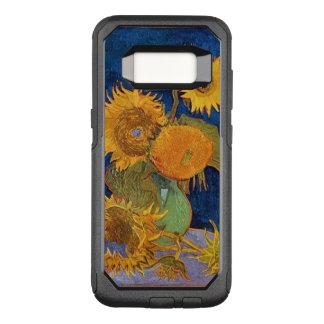 Tournesols de Van Gogh Coque Samsung Galaxy S8 Par OtterBox Commuter