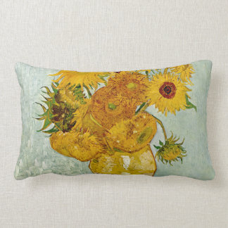 Tournesols de Vincent van Gogh Coussin
