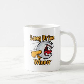 Tournoi professionnel de golf de trou de gagnant mug