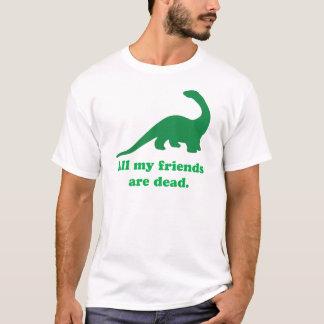 Tous mes amis t-shirt
