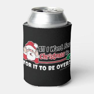 Tous que je veux pour la conception drôle de Noël Rafraichisseur De Cannettes
