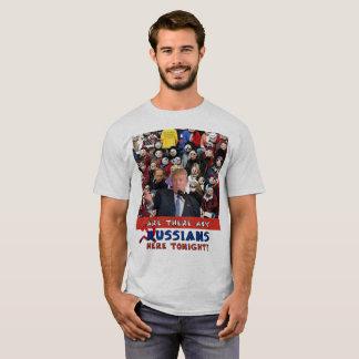 Tous Russes, rassemblement d'atout, atout, Russie, T-shirt
