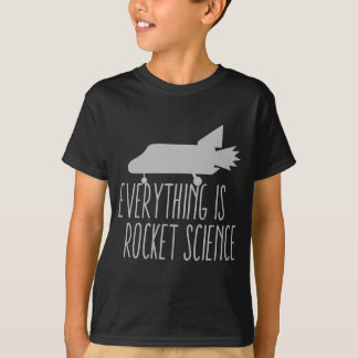 Tout est des ÉTUDES SPATIALES T-shirt