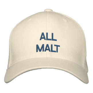 Tout le casquette de malt