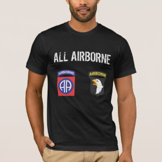 Tout le T-shirt aéroporté