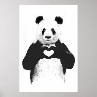 Tout que vous avez besoin est amour