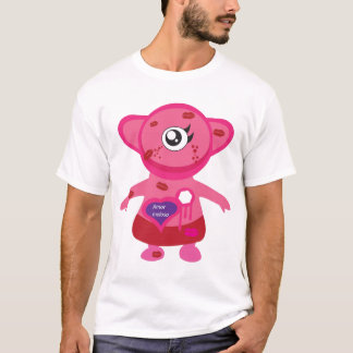 Toy Art Love 3/4 T-shirt