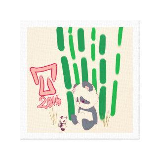 Toy panda toiles