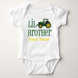 Tracteur de petit frère personnalisé body
