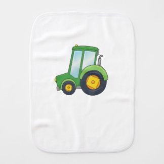Tracteur personnalisable mignon linge de bébé