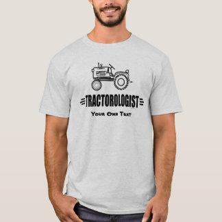 Tracteurs drôles t-shirt