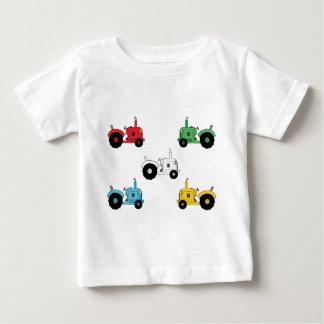 Tracteurs T-shirt Pour Bébé