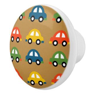 Traction de bouton/tiroir de voitures de jouet
