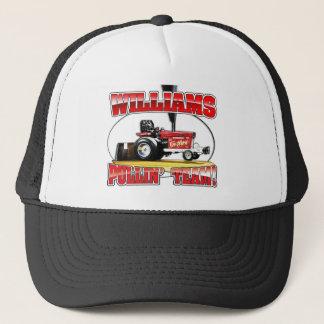 Traction de tracteur casquette