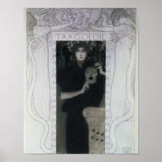 Tragedie, 1897 afdruk