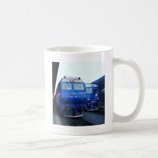 Train bulgare mug