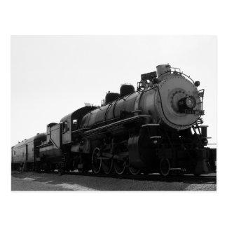 TRAIN CARTES POSTALES
