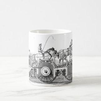 Train de cheval mug