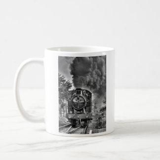 Train de vapeur mug