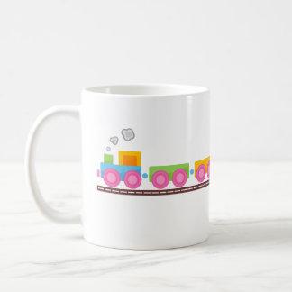 Train mignon mug