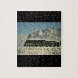 Trains 777_Steam du sud de chemin de fer non Puzzle