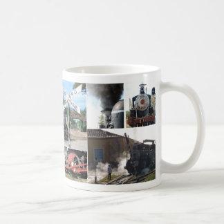 Trains du Cuba Mug