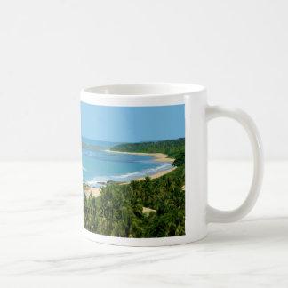 TRANCOSO BAHIA BEACH MUG BLANC