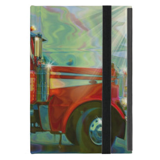 Transport lourd de conducteur de camion de protection iPad mini