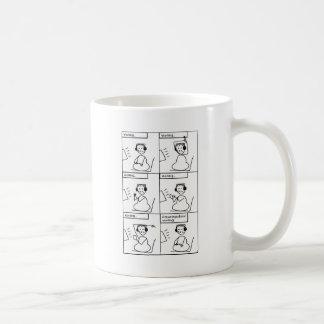 travail mug