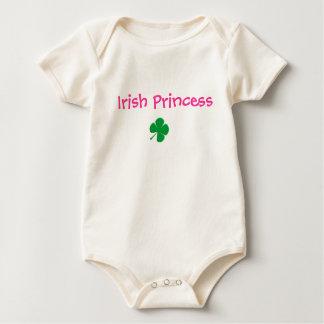trèfle de bande dessinée, princesse irlandaise body