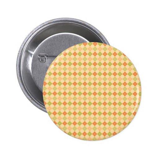 Trendy Moderne Argyle Buttons