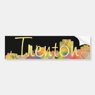 TRENTON, HORIZON WB1 DE NEW JERSEY AUTOCOLLANT DE VOITURE
