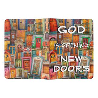Très Grand Carnet Moleskine Dieu ouvre unique coloré de portes
