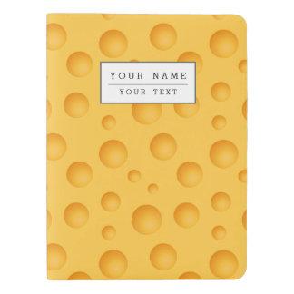 Très Grand Carnet Moleskine Motif jaune de fromage