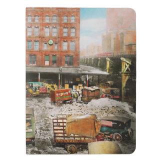 Très Grand Carnet Moleskine Ville - New York NY - coincée dans une ornière