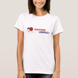 Tricotage du T-shirt libéralement adapté #2