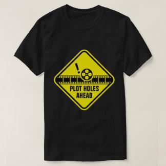 Trous de complot t-shirt