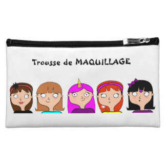 Trousse Maquillage Mlle Moyenne Trousse De Maquillage